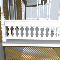 max decorative baluster