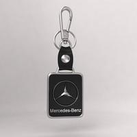 max realistic mercedes car keychain