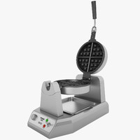waffle maker waring 3d 3ds