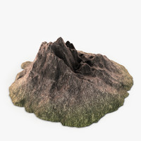 mountain landscape 3d max