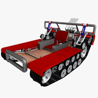 snow cart max