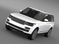 range rover vogue se max