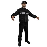 3ds max security guard