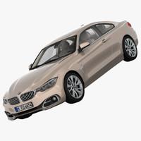 BMW 4 Series F32 Modern Line 2014