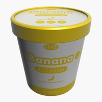 max ice cream pot banana