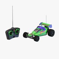 3dsmax toy car