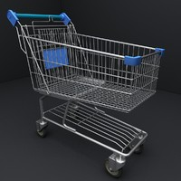 shopping cart 3ds