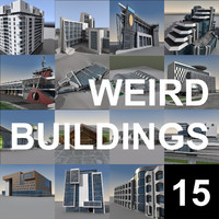 Weird Building Collection