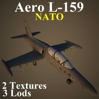 aero nat 3d model