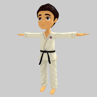 karate kid 3d 3ds