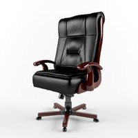 3d office-chair oriental db-700 office chair model