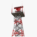 Industrial Communications 3D models