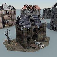 ruined buildings max