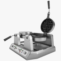 max waffle maker waring