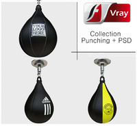 punch bag 3d model