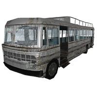 3d model truck ready games
