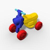 plastic buggy x