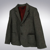 3ds max men s gray tweed