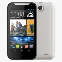 3ds htc desire 310 white