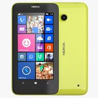 nokia lumia 630 635 3d max