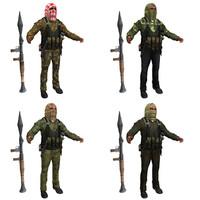 maya al terrorist pack