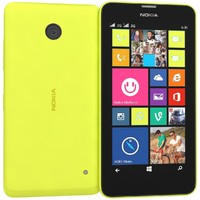 Nokia Lumia 630 635 Dual SIM Bright Yellow