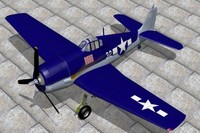 max grumman hellcat fighter