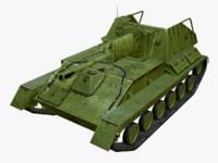 3d model su 76