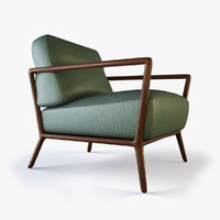 Designer Lounge Chair - E