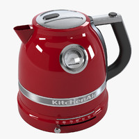 3ds artisan jug kettle