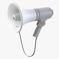 max electric megaphone speaker