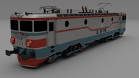 3d class 42 electric locomotive