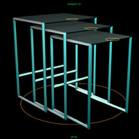 3ds max small table