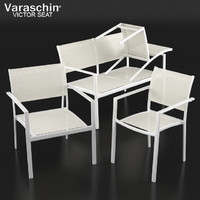 3d model chair seat armchair