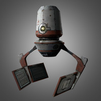 Red Zed Droid