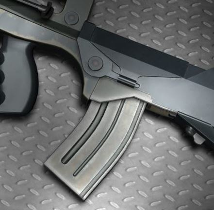 Famas Assault Rifle