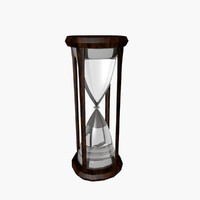 Hourglass (Low Poly)