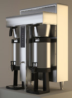 industrial coffee maker 3d 3ds
