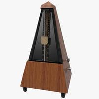 3dsmax metronome