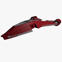 interceptor ship 3ds free