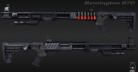obj remington 870