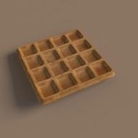 obj waffle