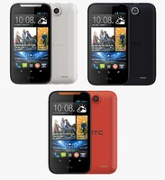 3d model htc desire 310 color