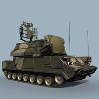 3d tor-m1 sa-15 model