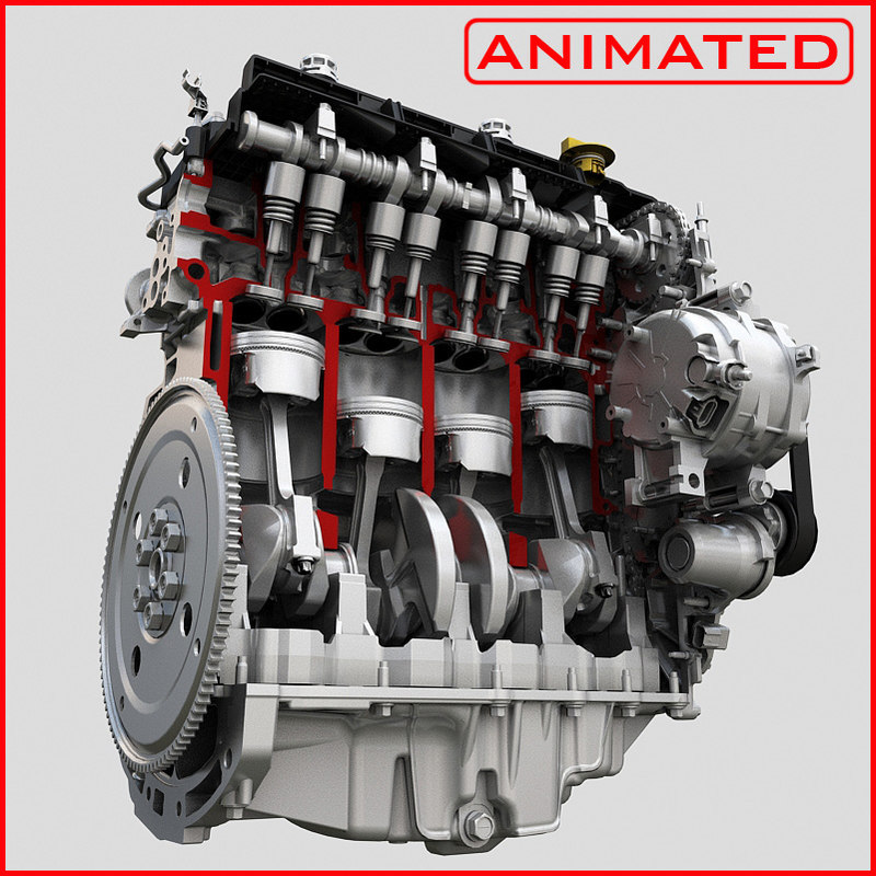 4 Stroke Engine Gif Animation Download | 2018 Dodge Reviews