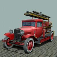 truck pmg-1 type 3d max