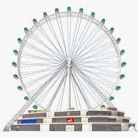 Singapore Flyer Observation Wheel