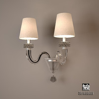 Barovier & Toso Amsterdam Sconce