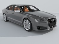 Audi S8 (2014)