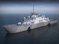 USS Independence LCS-1